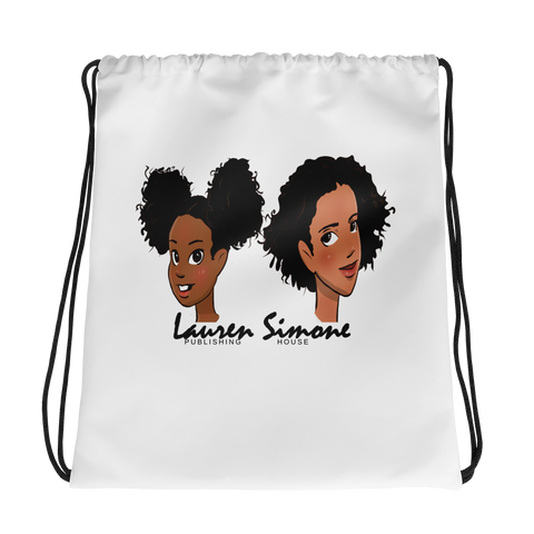Stationery: Lauren Simone Pubs Drawstring Bag
