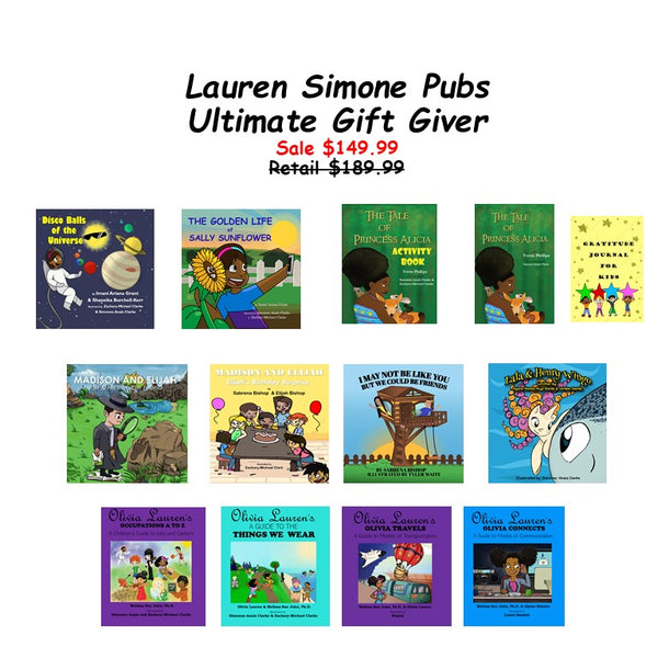 Lauren Simone Ultimate Gift Bundle | Lauren Simone Pubs
