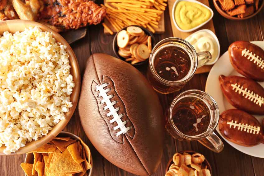 Score Big With Our Favorite Super Bowl Recipes!