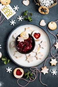 Jam-Filled Sugar Cookies