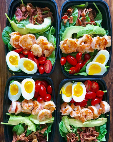 Fredericksburg Farms Shrimp Cobb Salad