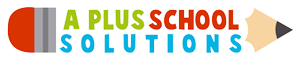 A Plus School Solutions Logo