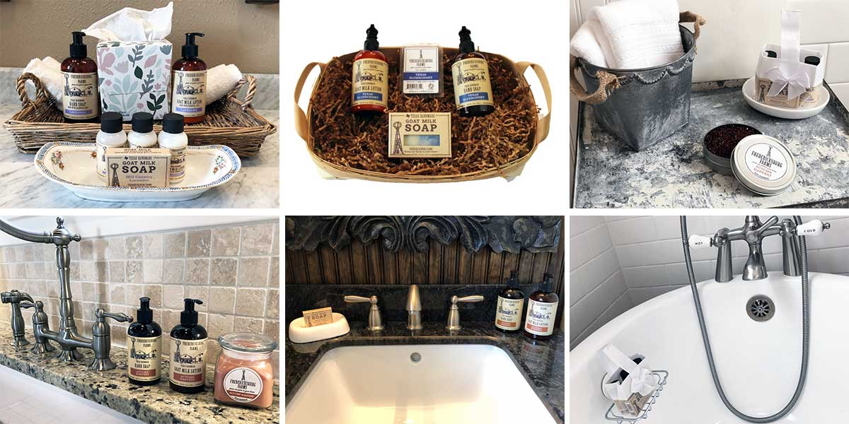 Products for B&Bs and Hotels