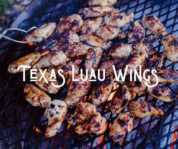 Fredericksburg Farms Texas Luau Wings Chicken Wings