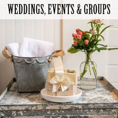 Fredericksburg Farms Weddings, Events & Groups