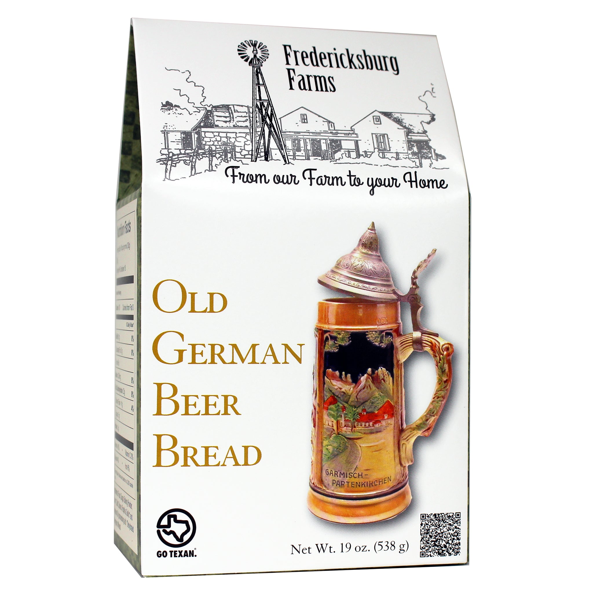 Old German Beer Bread