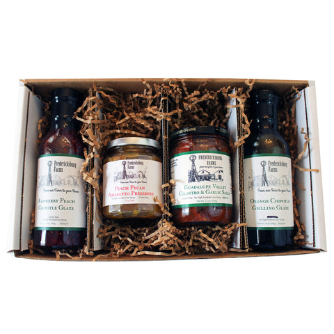 Favorite Foursome Gift Box - Fredericksburg Farms