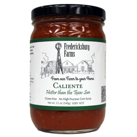 Caliente Salsa - Fredericksburg Farms