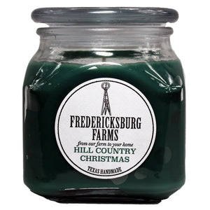 Hill Country Christmas Candle (20 oz.) - Seasonal