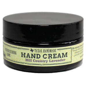 Hill Country Lavender Hand Cream - Fredericksburg Farms