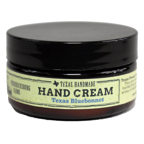 Texas Bluebonnet Hand Cream - Fredericksburg Farms