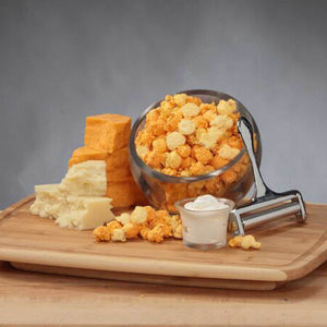 Poppin' Popcorn - Three Cheese (½ gal.)