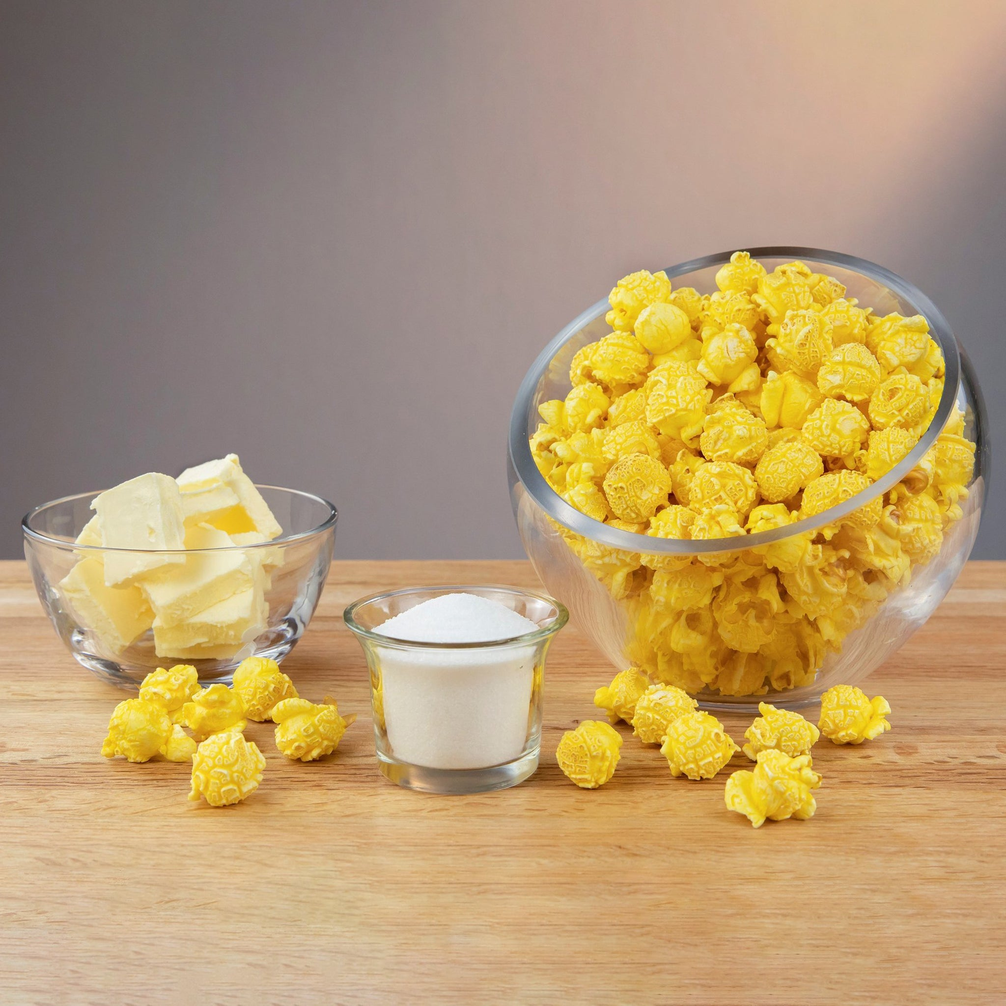 Poppin' Popcorn - Movie Theater Butter (½ gal.)