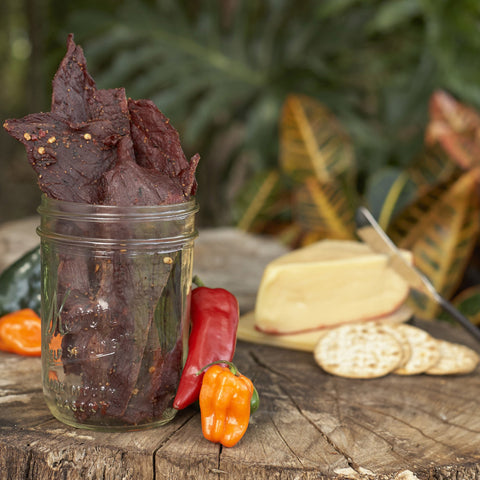 Sweet & Spicy Beef Jerky