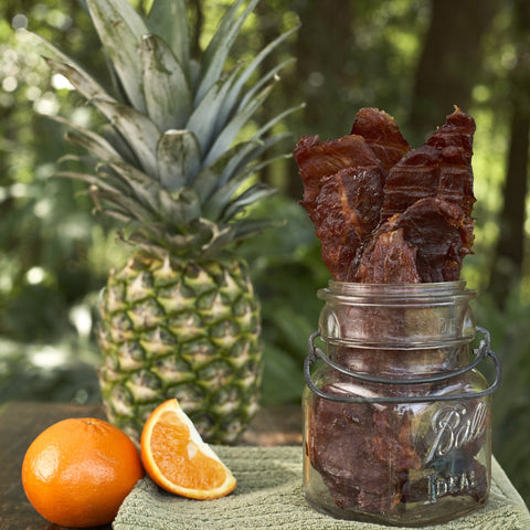 Sweet Southern BBQ Beef Jerky - Fredericksburg Farms