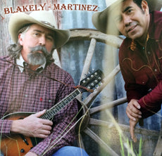 Blakely - Martinez CD