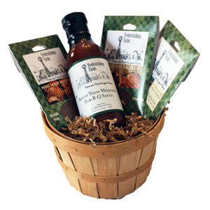 BBQ Appreciation Basket - Fredericksburg Farms