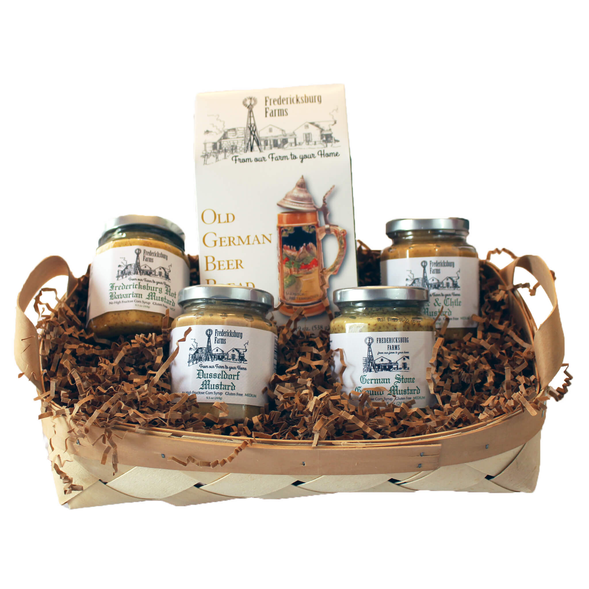 Oktoberfest Basket - Large - Fredericksburg Farms