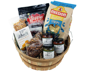 Texas Snack Basket