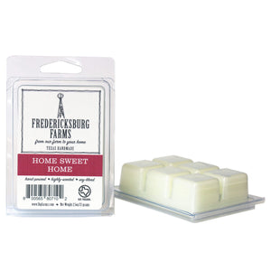 Home Sweet Home Wax Melt - Fredericksburg Farms