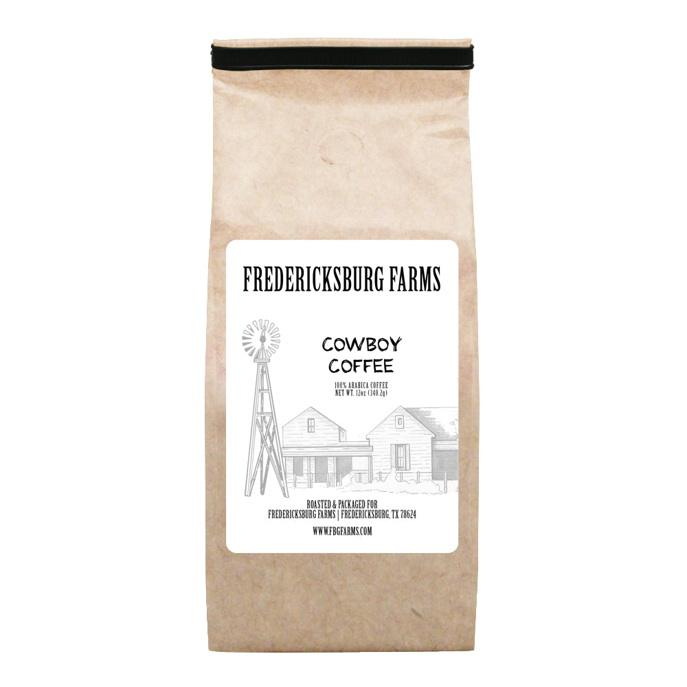Cowboy Coffee 12 oz.