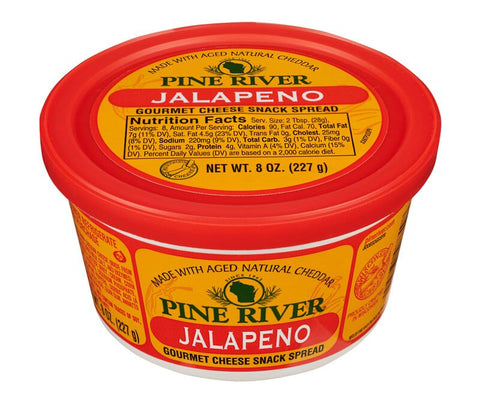 Jalapeno Cheese Spread - Fredericksburg Farms