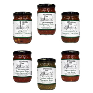 Best Seller Salsa Club - 6 For Price of 5! - Fredericksburg Farms