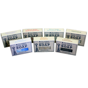Goat Milk Bar Soap Sampler - Fredericksburg Farms