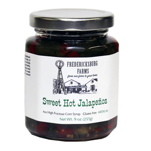 Sweet Hot Jalapenos - Fredericksburg Farms