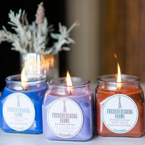 Fredericksburg Farms - Seasonal Candle Club