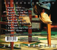 Jake Martin CD - Fredericksburg Farms