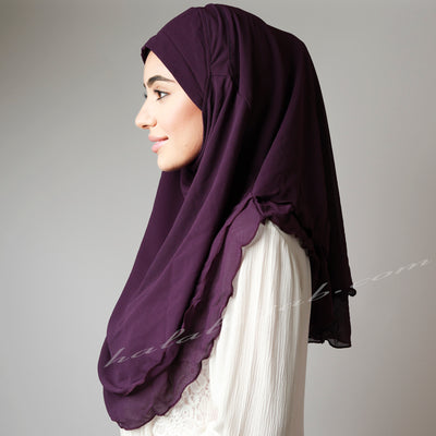 Hijab style, Hijab fashion, Purple Hijab online, How to wear HijabHaute,Hijab Women,  Halal Hijab House,Buy Hijab online