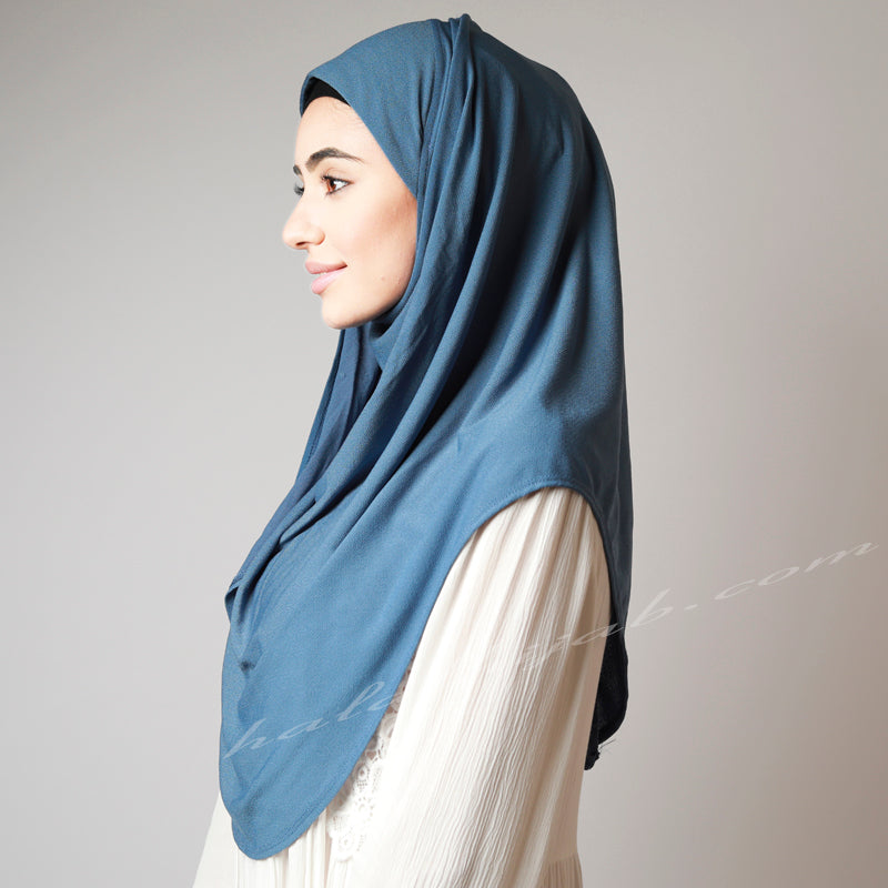 Denim Hijab, Hijab style, Hijab fashion,  How to wear HijabHaute,Hijab Women,  Halal Hijab House,Buy Hijab online,