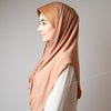 Dusty beige Golden Diamond, Hijab Australia, Hijab Women, Hijab House, Hijab style, Hijab fashion, How to wear Hijab,