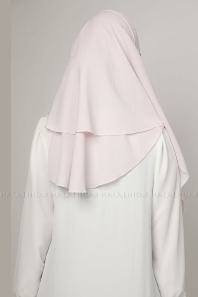 Neutral Colour Instant Multi Styles Hijab