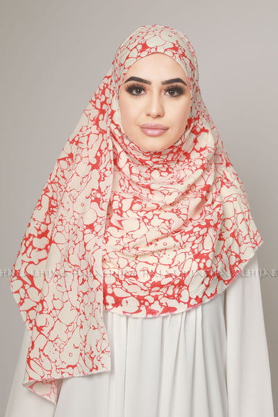 Cotton Fabric Comfy Instant Hijab