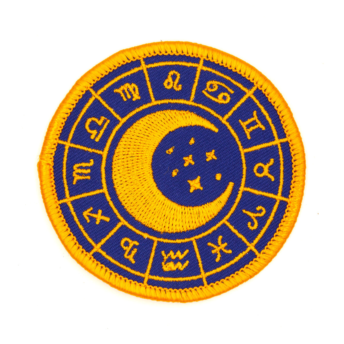 Zodiac Wheel Patch
