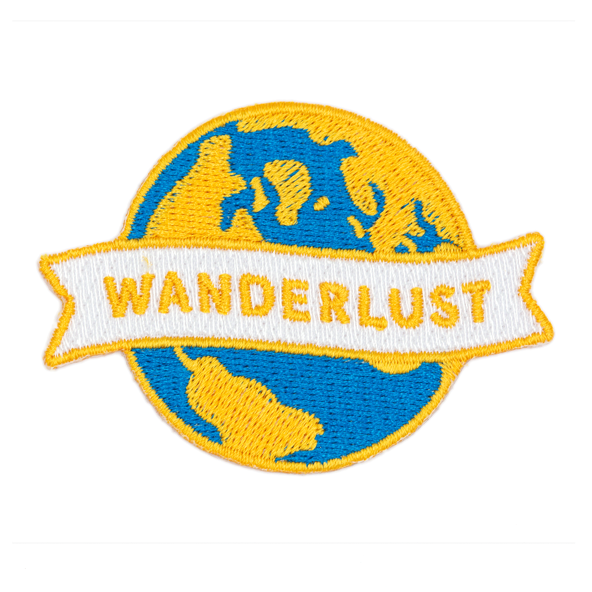 Wanderlust Patch