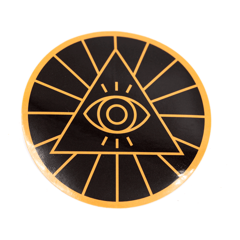 Illuminati Vinyl Sticker