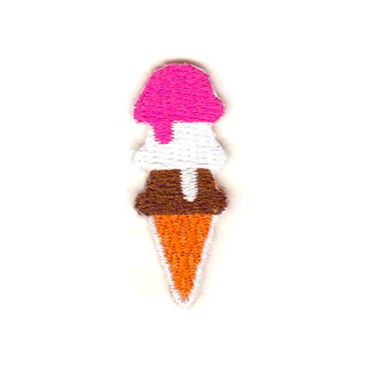 Ice Cream Sticker Patch