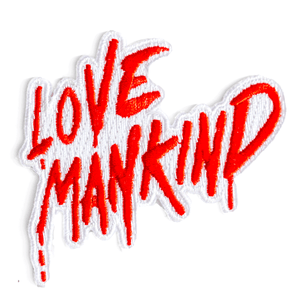 Love Mankind Patch