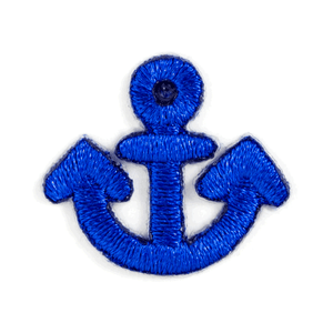 Anchor Sticker Patch