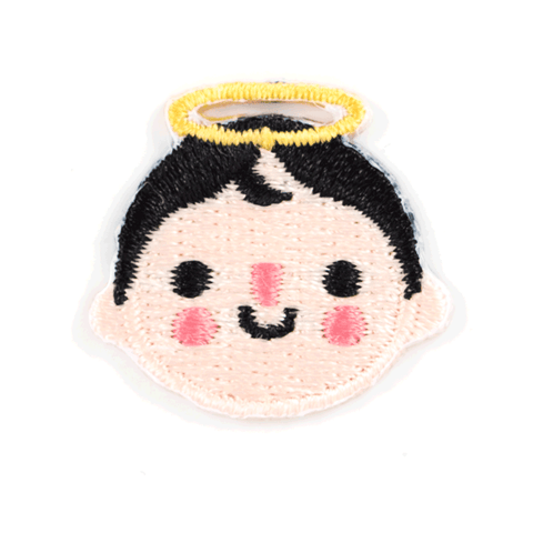 Angel Baby Sticker Patch