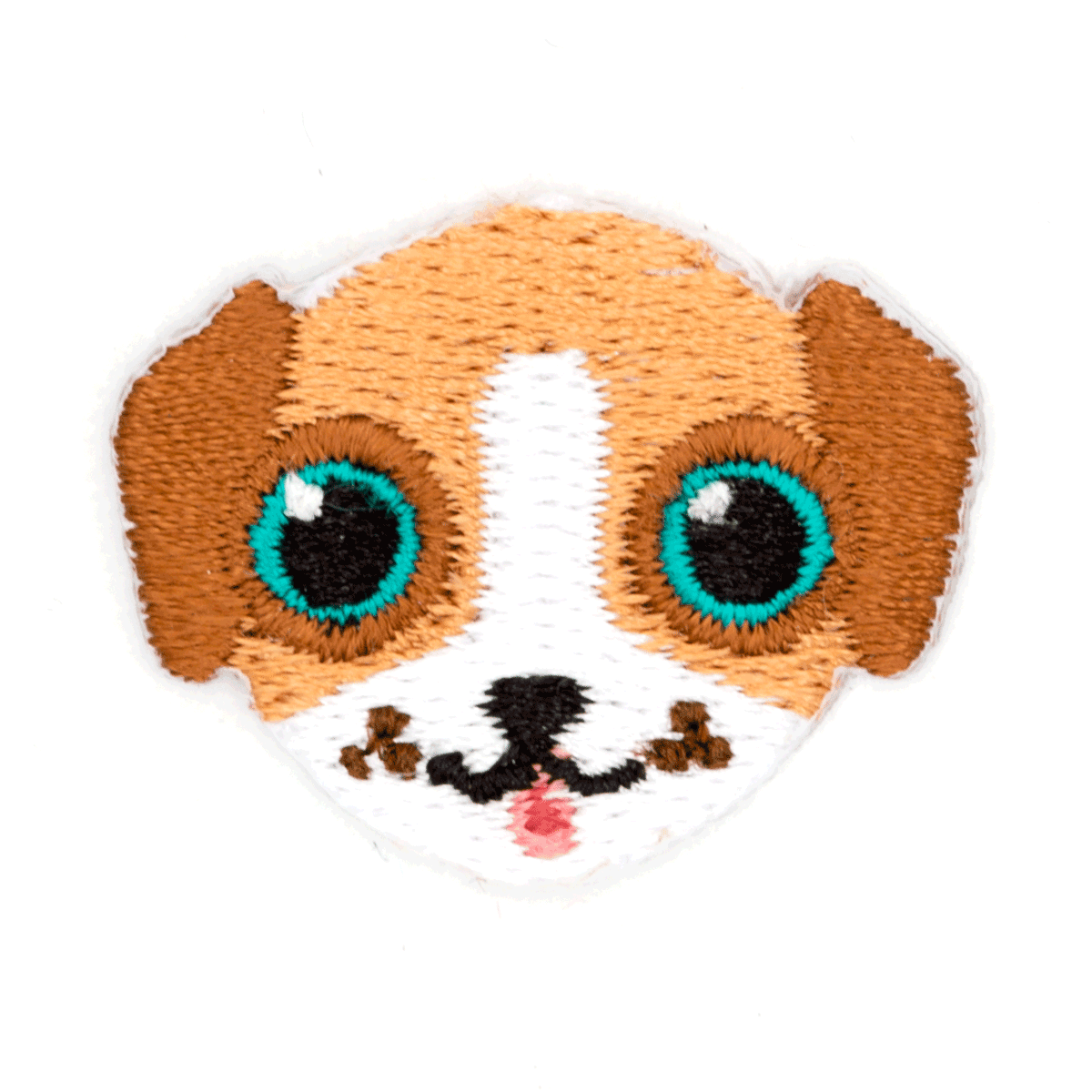 Beagle Dog Sticker Patch
