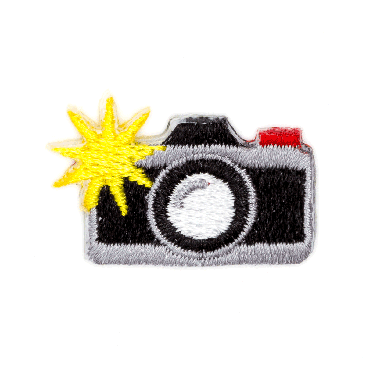 Camera Flash Sticker Patch