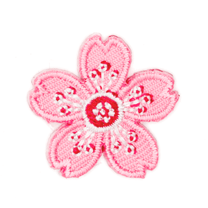 Cherry Blossom Sticker Patch