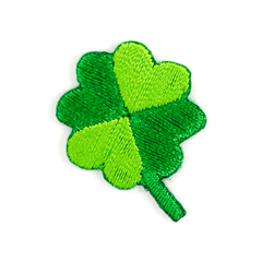 Four Leaf Clover Sticker Patch