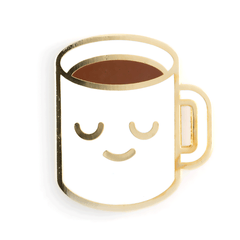 Coffee Mug Pin