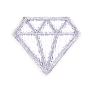 Diamond Sticker Patch