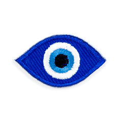 Evil Eye Sticker Patch